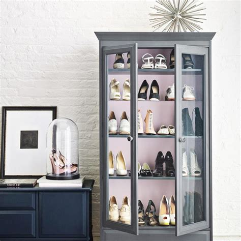 pretty shoe storage 40 creative ways to organize your shoes