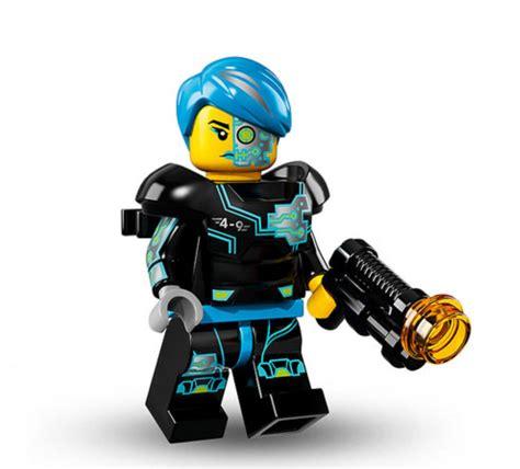 Lego Minifigures Series 16 Desert Warrior Minifigure Seri 2 G cyborg minifiguremaddness express shipping worldwide
