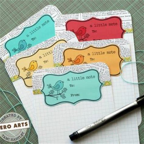 Handmade Stationery - handmade stationery craft idea tip junkie
