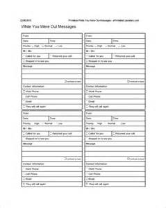 phone message template 21 free word excel pdf