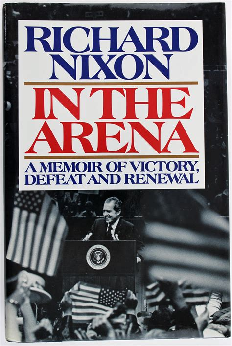 richard nixon the books lot detail richard nixon signed hardcover book quot in the