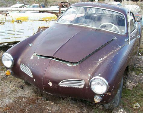 restorable foreign classic vintage cars  sale