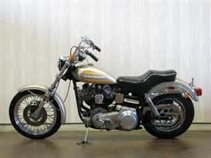 1976 harley davidson fxe 1200 super glide specifications