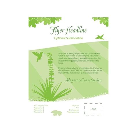 free microsoft word templates for flyers blank brochure template free brochure designs pics
