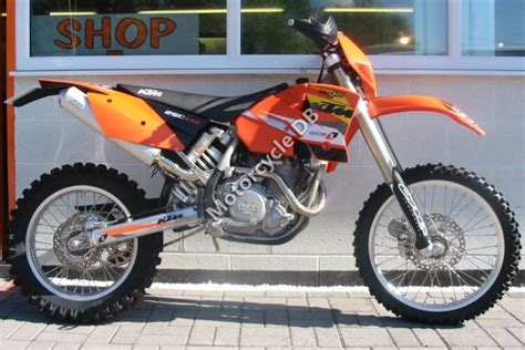 2004 Ktm 250 Exc Review Ktm 250 Exc Racing Pictures Specifications And