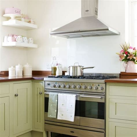 country kitchen makeovers range cooker take a tour of a modern country kitchen