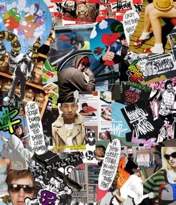 magazine layout photo collage urban collage formspring background hot lyts