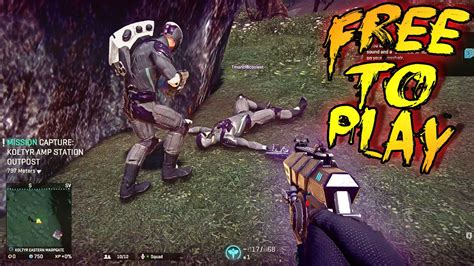 best free to play games planetside 2 ps4 60fps free to play game 1st time