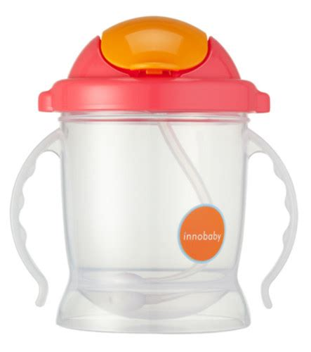 Innobaby Sippin Smart Ez Flow Stainless Sippy Green innobaby sippin smart ez flow straw sippy cup 10oz babypallet