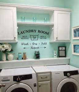 Laundry Room Colors For Walls - countertops and shelves wall decor for laundry room decolover net