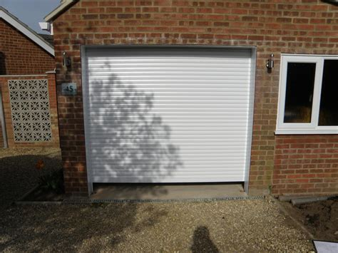 Electric Roller Garage Door Kits by Made To Measure Electric Remote Roller Garage Door