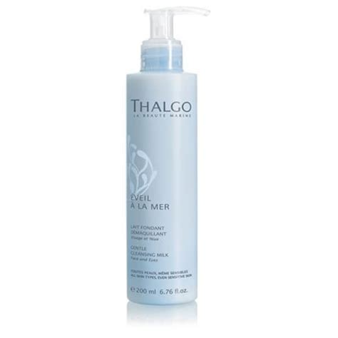 Thalgo Detox by Thalgo Gentle Cleansing Milk 200ml Reviews Skinstore