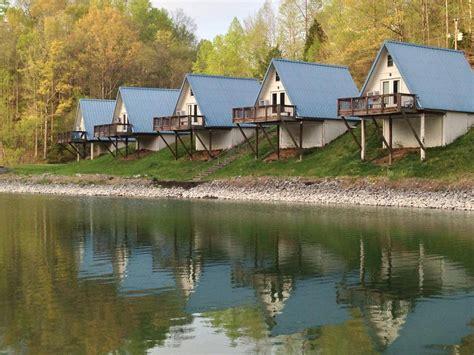 Holiday Landing Marina   Cabin Rental   Tims Ford Lake