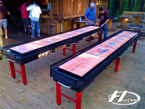 Furniture example shuffleboard tables design for your traditional furniture design