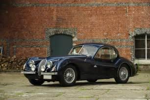 Vintage Jaguar Models 1952 Jaguar Xk 120 Coupe Classic Driver Market