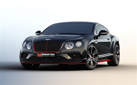 bentley continental gt v8 by mulliner edition