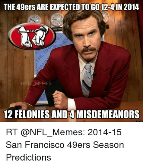 San Francisco 49ers Memes - 52 funny san francisco 49ers memes of 2016 on sizzle