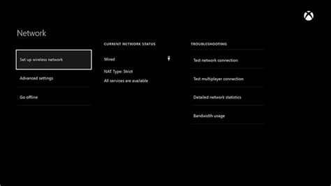 tutorial nat abierta xbox one how to change your nat type on xbox one pc advisor