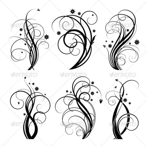 pattern swirl vector 20 swirl vectors eps png jpg svg format download