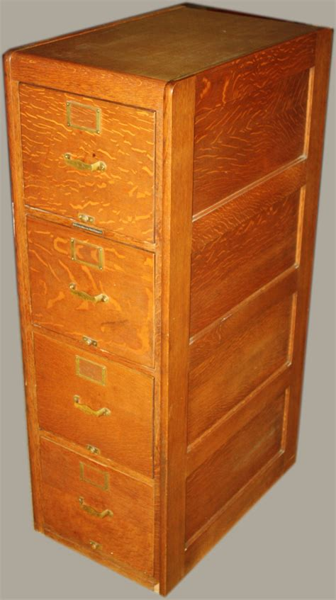 Library File Cabinet Library Bureau Oak File Cabinet Jpg Merrill S Auction