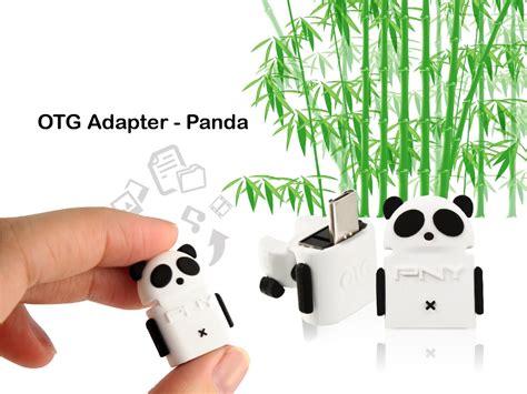 Hp Custom Softcase Samsung Note 8 Keluarga Panda pny otg adapter panda