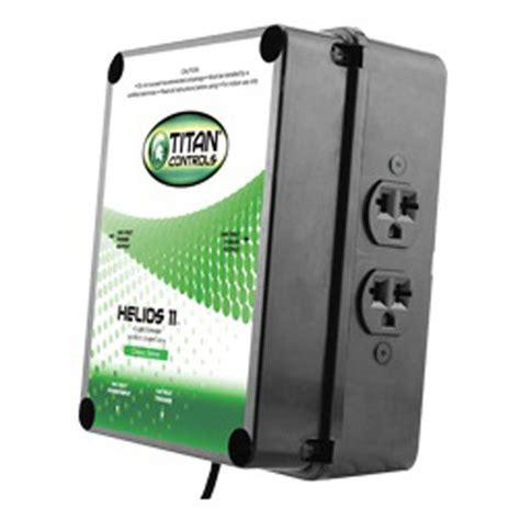 titan controls 702820 helios 11 grow light controller