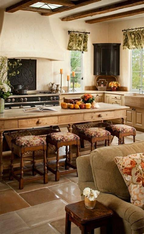 rustikale outdoor küche ideen k 252 che holz