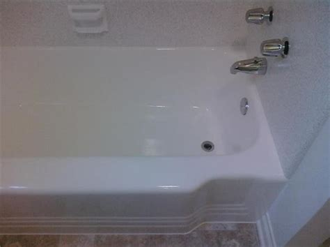 Refinishing Bathtub Cost by Reglaze Bathtub Cost 171 Bathroom Design
