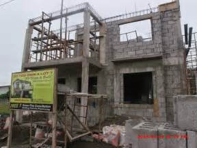 how to build a 2 story house savannah trails house construction project in oton iloilo philippines phase 3 lb lapuz