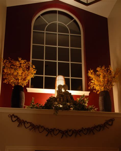 Ledge Decor by Delicious Decor How To Decorate A High Ledge In A