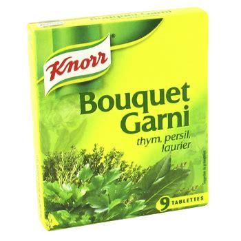 Composition Du Bouquet Garni by Bouquet Garni Knorr 99g Drive Auchan Villefranche Sur Sa 244 Ne