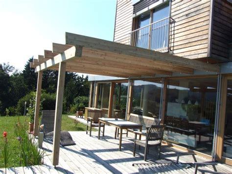 Pergola Terrassenüberdachung Holz by Pergola Design Terrasse