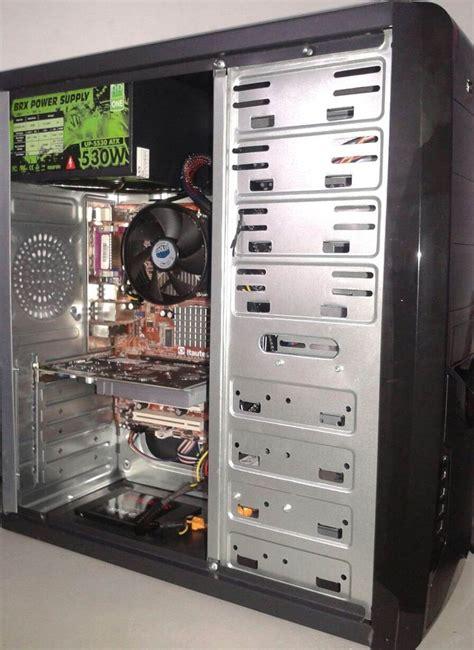 Vga Komputer 2gb Cpu Pc Gamer Placa Vga Gt730 2gb Ssd120gb Fonte 530w Reais