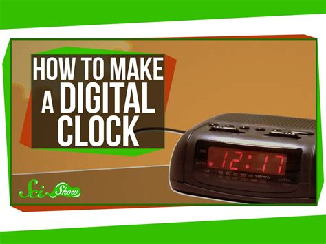 how to make a digital clock 171 adafruit industries makers