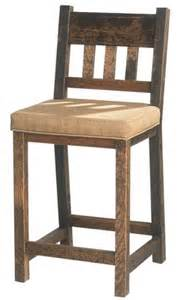 country counter stool southwest furniture santa fe style