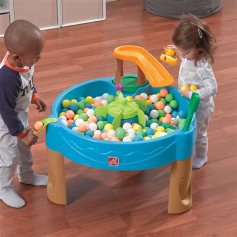 step2 duck pond water table sensory play fun with household items step2 blog