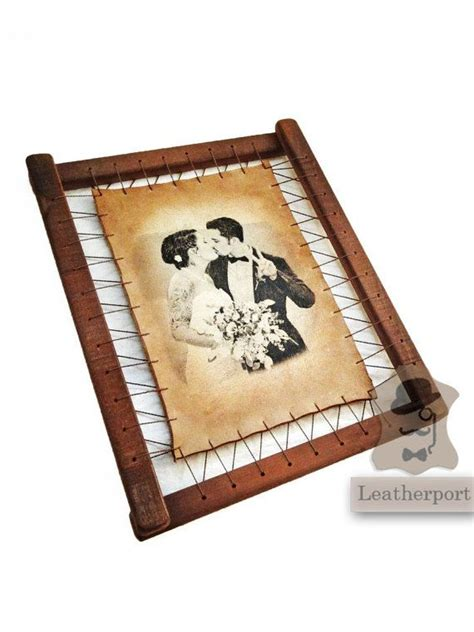 buy leather photo frame gift 17 best images about my other half on bbq tools photo on wood and miss mes