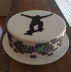 skateboard ideas skateboard cake designs cake ideas and designs