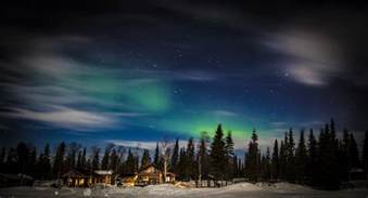 Landscape Light Parts - kiruna town in sweden sightseeing and landmarks thousand wonders