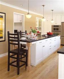 Narrow Kitchen Island by Long Narrow Island