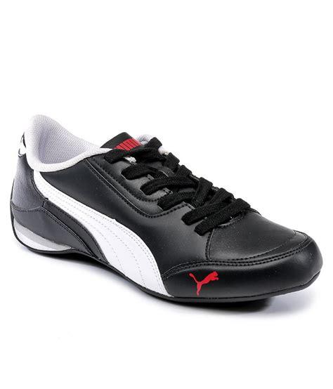 cat sports shoes black sport shoes racer cat buy black sport