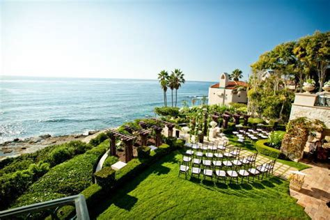 small weddings in ca california at home wedding justin s family home wedding in la jolla