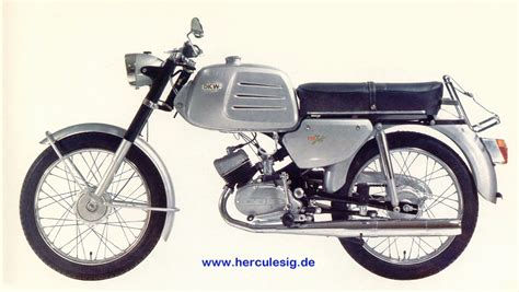 Sachs Motorrad 1950 by Preview