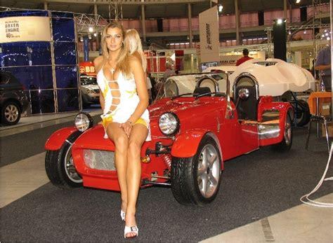 Nackt Auto by Salon De L Auto