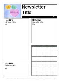 february newsletter template education world february parent newsletter template