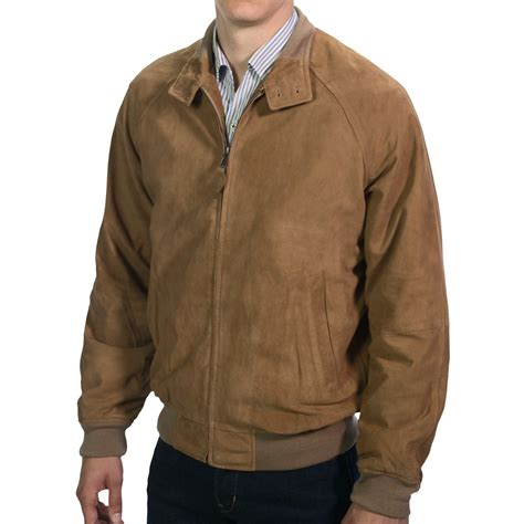 suede jacket golden goat suede jacket for 8195u save 50