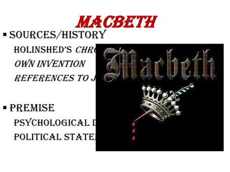 macbeth political themes shakespeare intro