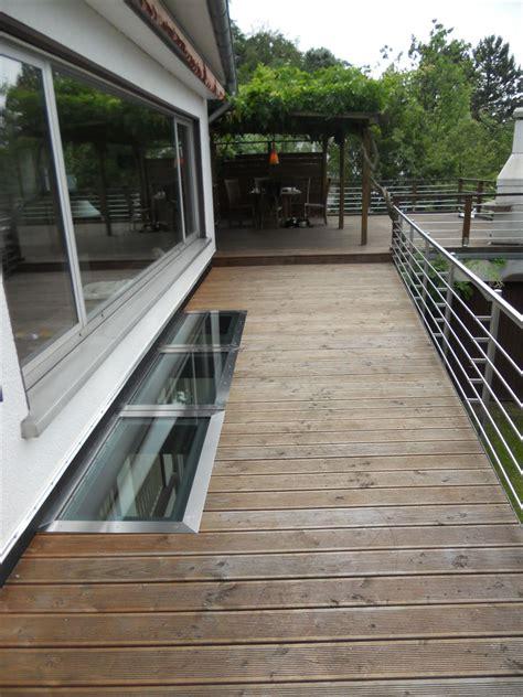 terrasse douglasie douglasie terrasse julius m 246 bel kreativ funktionell