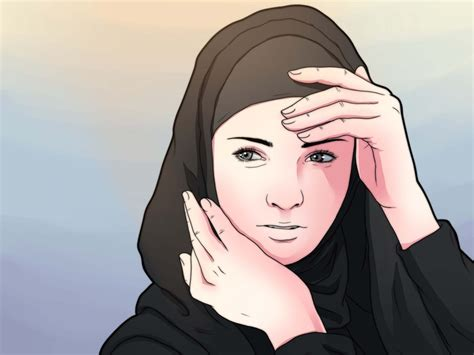 Khimar Simpel Tassel how to dress modestly as a muslim
