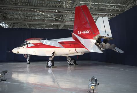 Japan's new fifth-generation stealth jet - Business Insider X 2